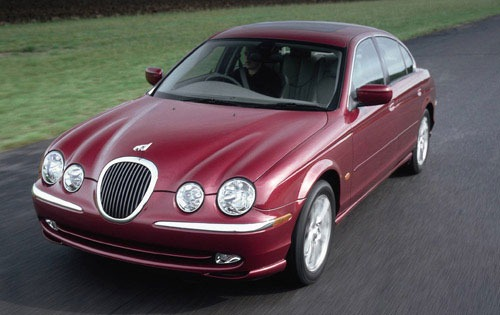 2000 Jaguar S-type #5