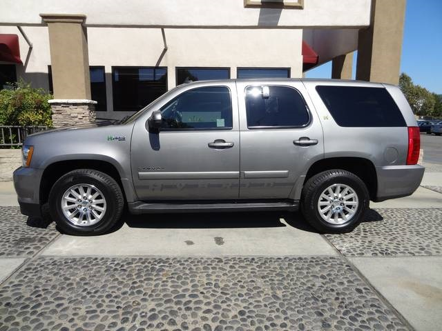 2008 chevrolet tahoe hybrid photos informations articles. Cars Review. Best American Auto & Cars Review