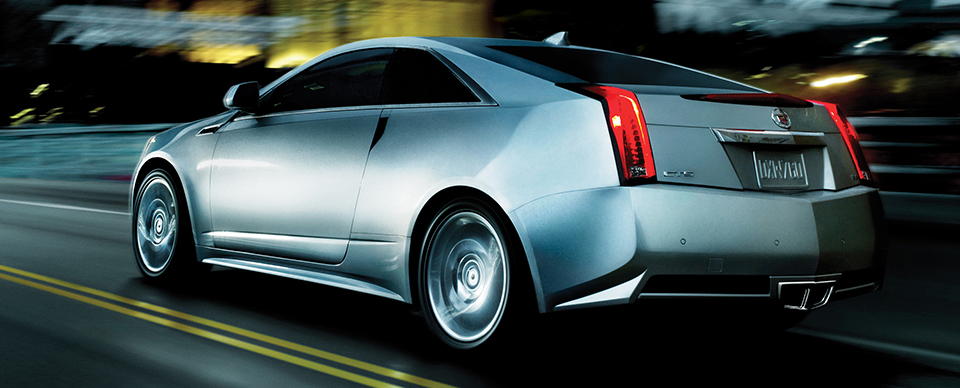 2014 Cadillac Cts Coupe #16