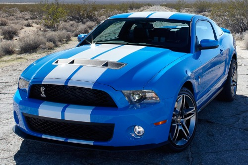 2010 Ford Shelby Gt500 #12