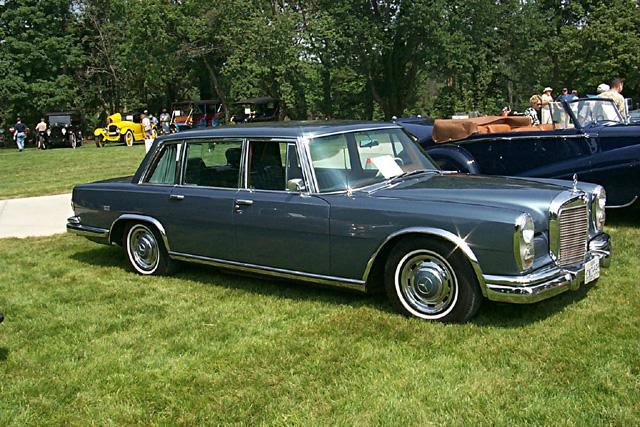 1967 mercedes benz 600 for Mercedes benz 600 for sale