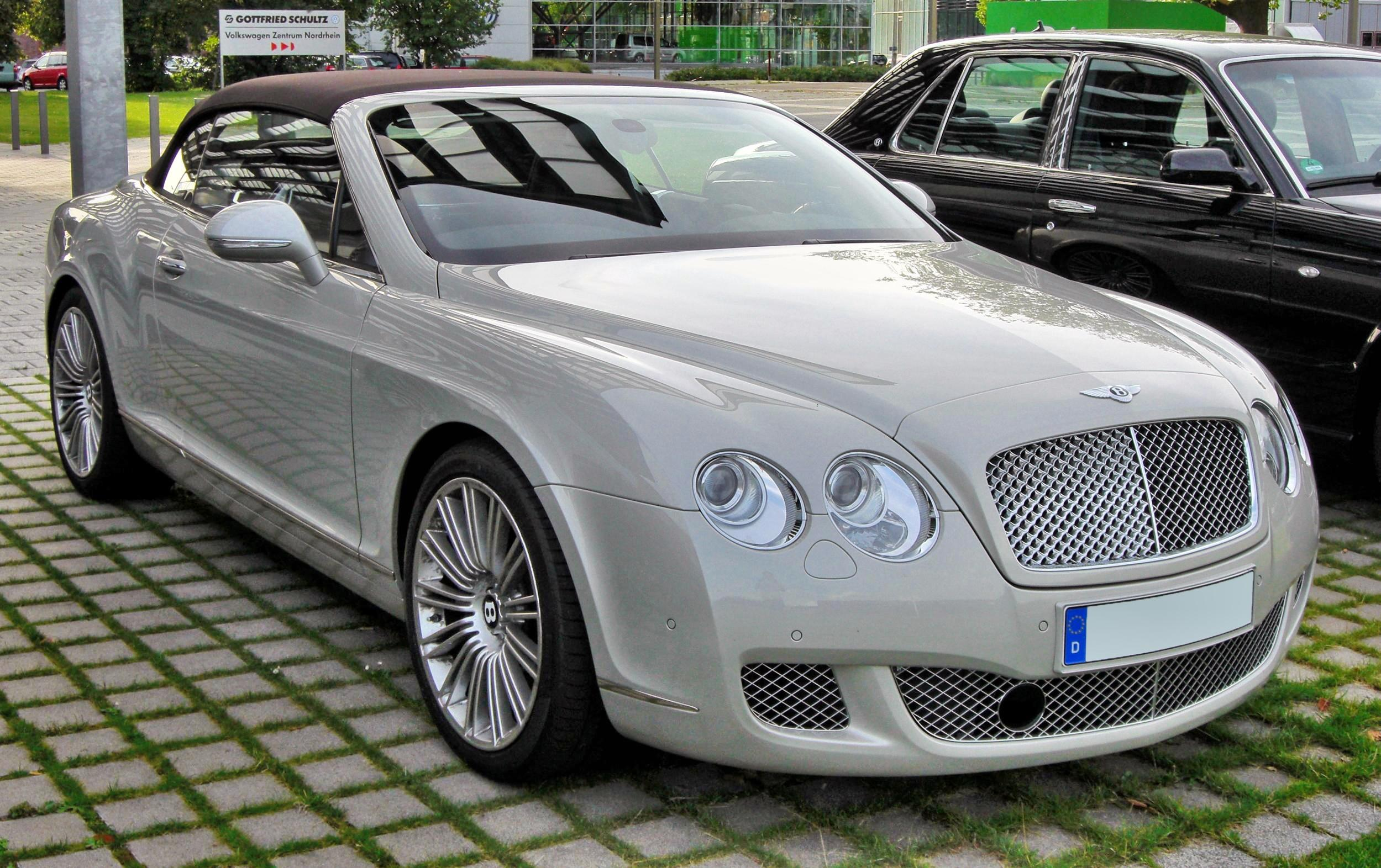 2009 Bentley Continental Gt Speed #19
