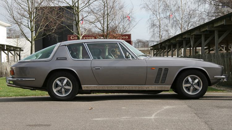 1968 Jensen Interceptor #7