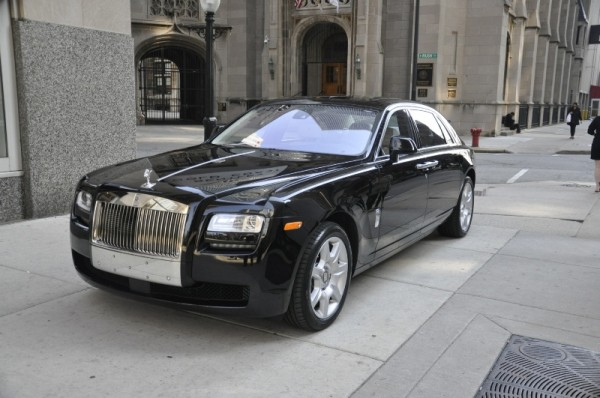 2012 Rolls royce Ghost #15