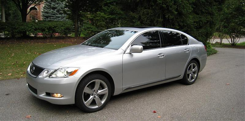 2006 lexus gs 300 photos informations articles. Black Bedroom Furniture Sets. Home Design Ideas