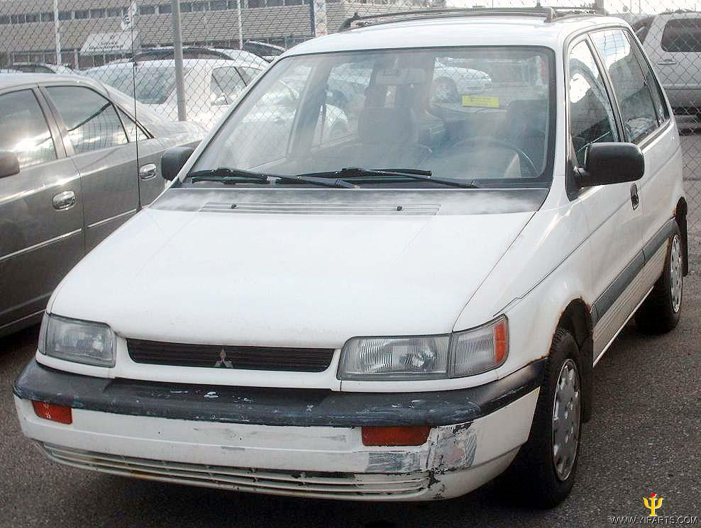 1991 Mitsubishi Space Wagon #4