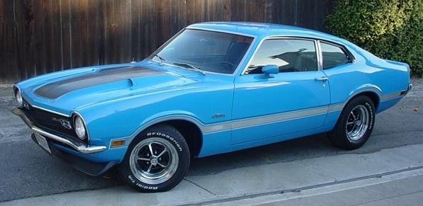 1970 Ford Maverick #2