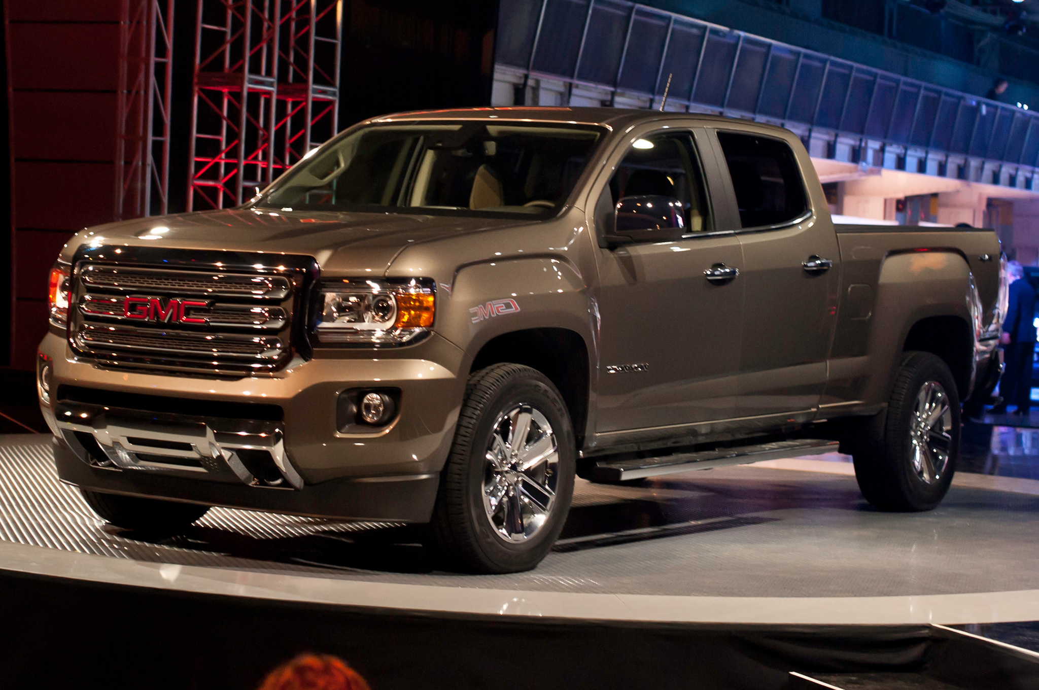 2015 GMC Canyon #10