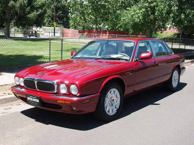 2000 Jaguar Xj-series #13