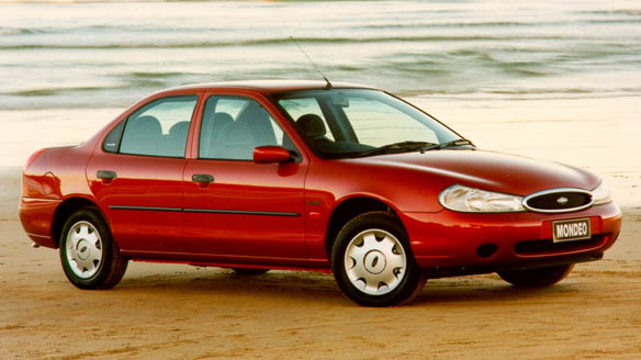 1999 Ford Mondeo #4