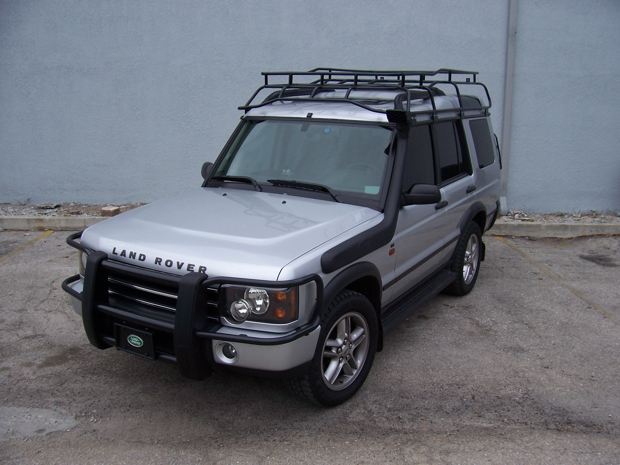 Land Rover Discovery #12