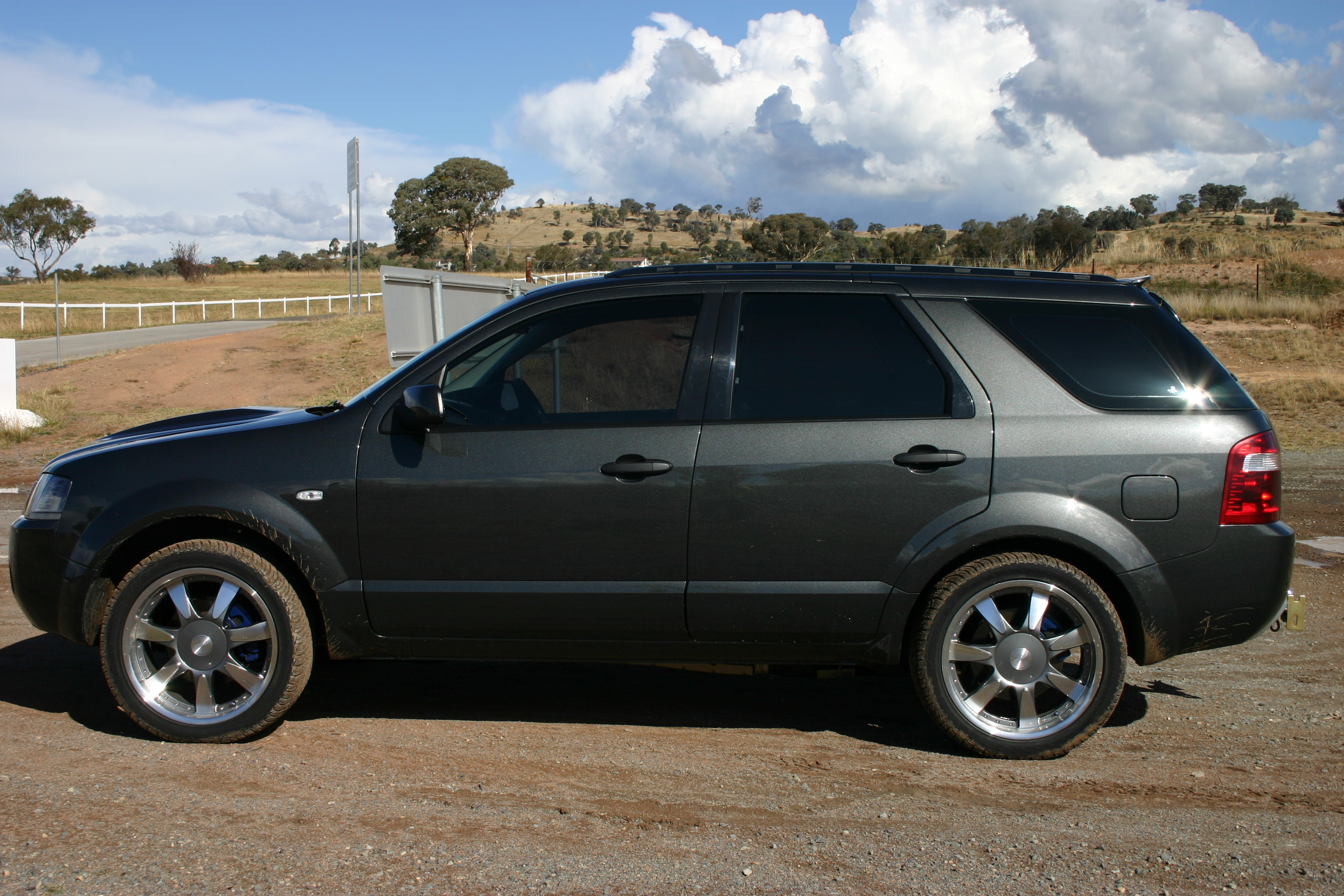 2007 Ford Territory #3