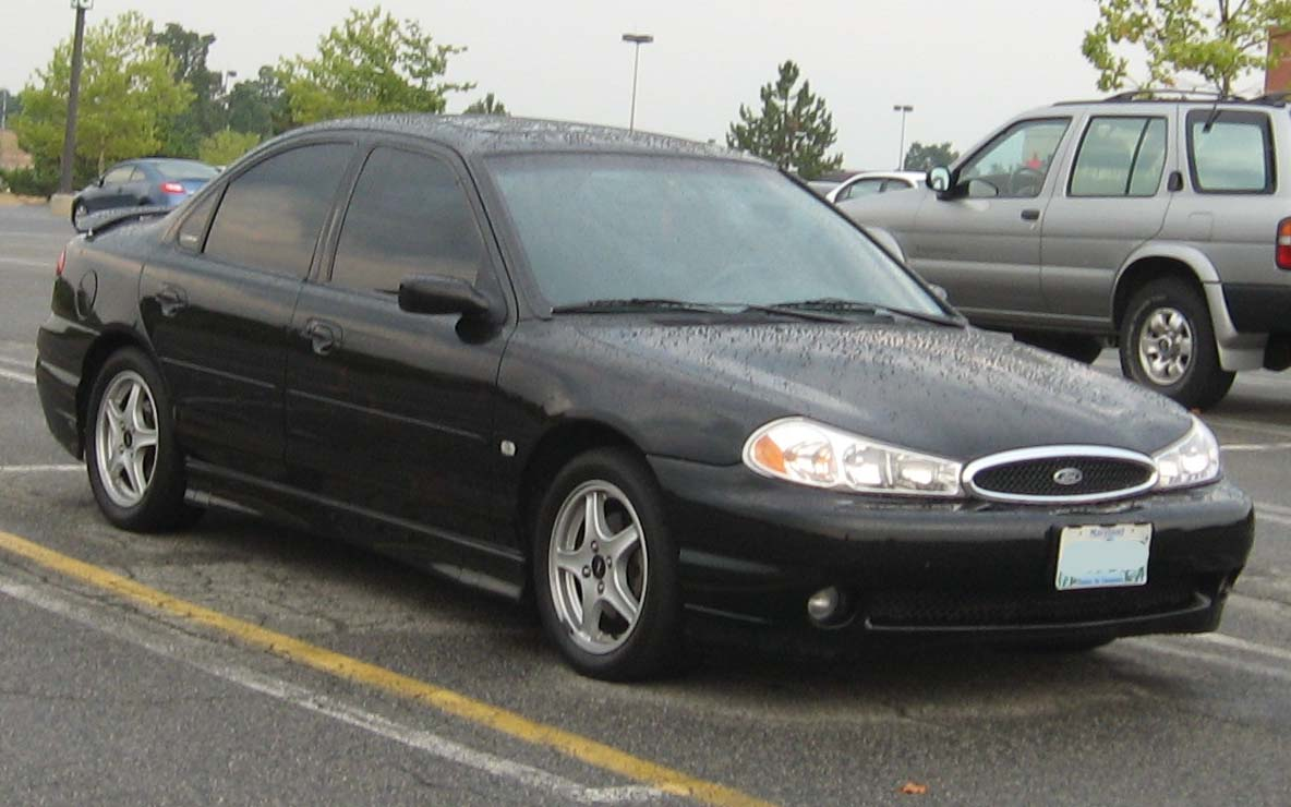 2000 Ford Contour #3