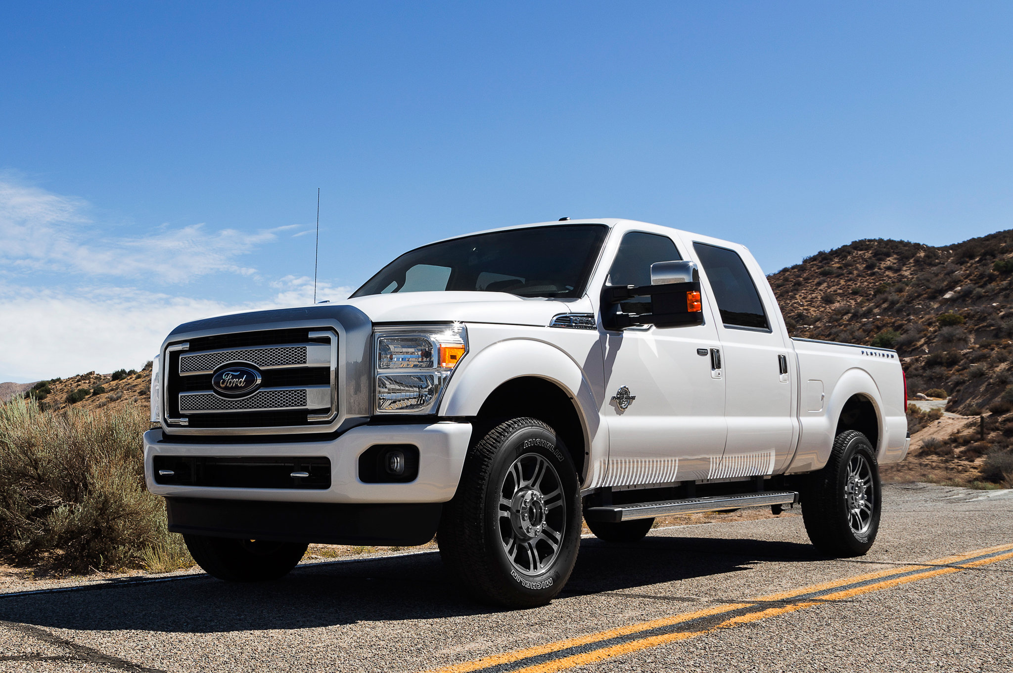 2015 Ford F-350 Super Duty #4