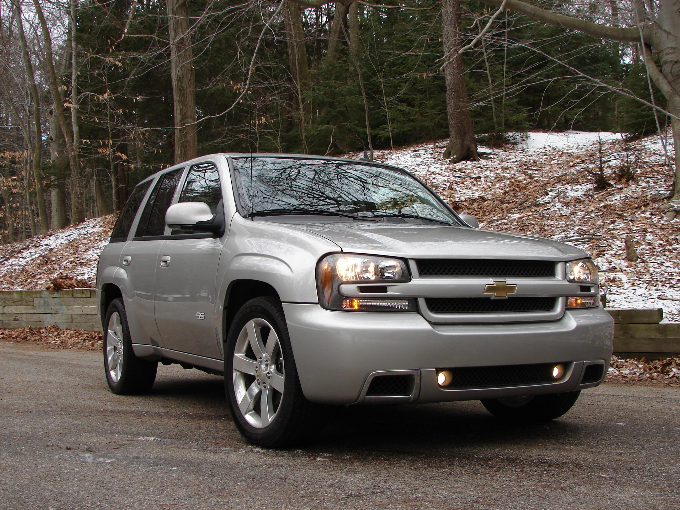 2006 Chevrolet Trailblazer #7