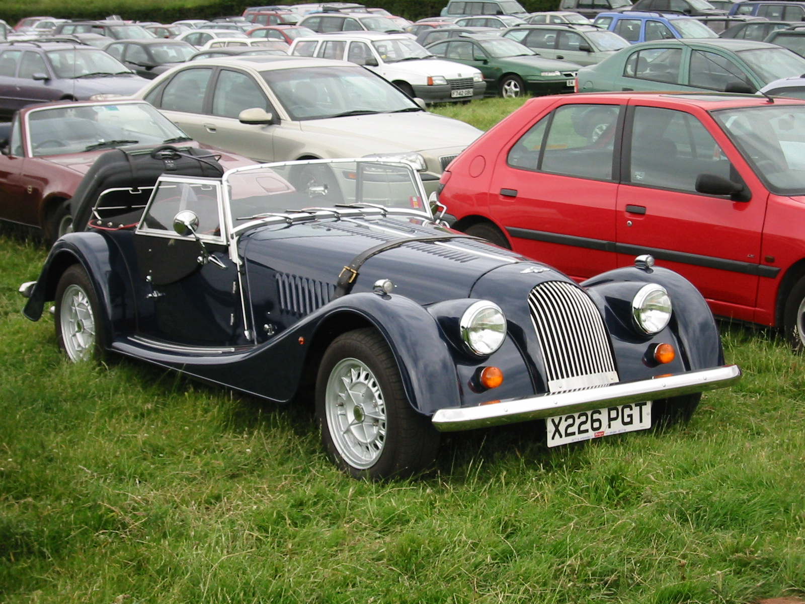 2006 Morgan Plus 8 #10