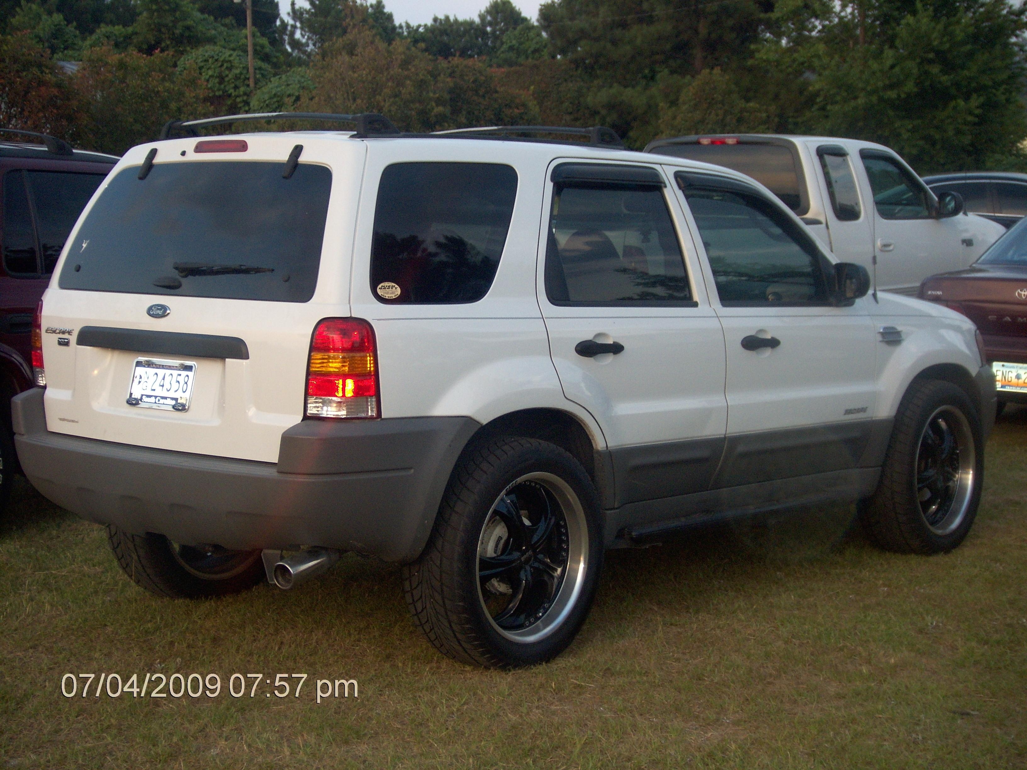 2001 Ford Escape #15