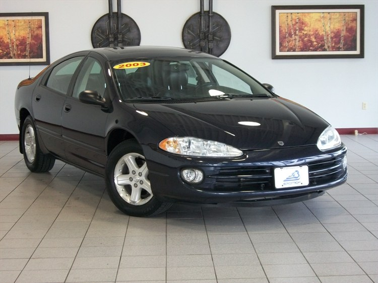 2003 Dodge Intrepid #7