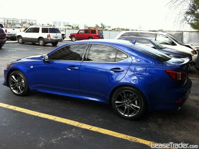 2012 Lexus IS #16