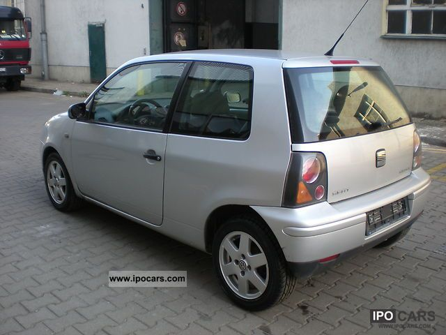 2003 seat arosa photos informations articles. Black Bedroom Furniture Sets. Home Design Ideas