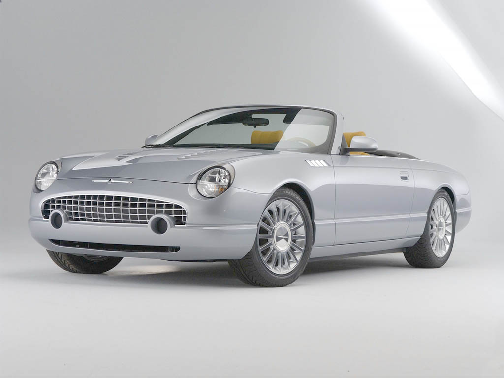 2003 Ford Thunderbird #5