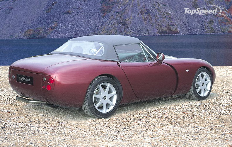 1990 TVR Griffith #2