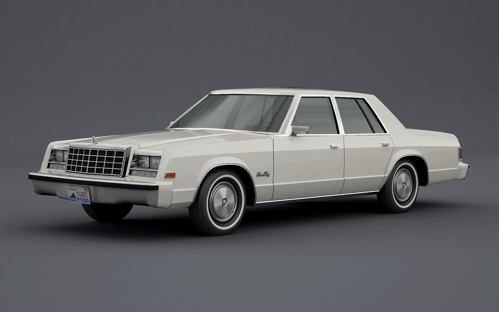 1981 Plymouth Gran Fury #15