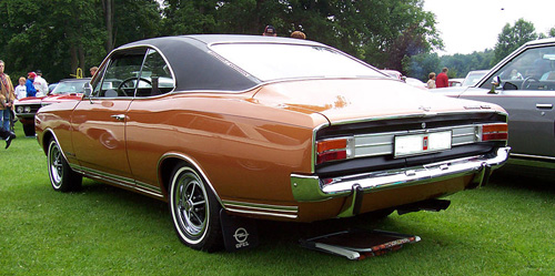 1972 Opel Commodore #14