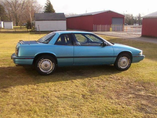 1993 Buick Regal #10