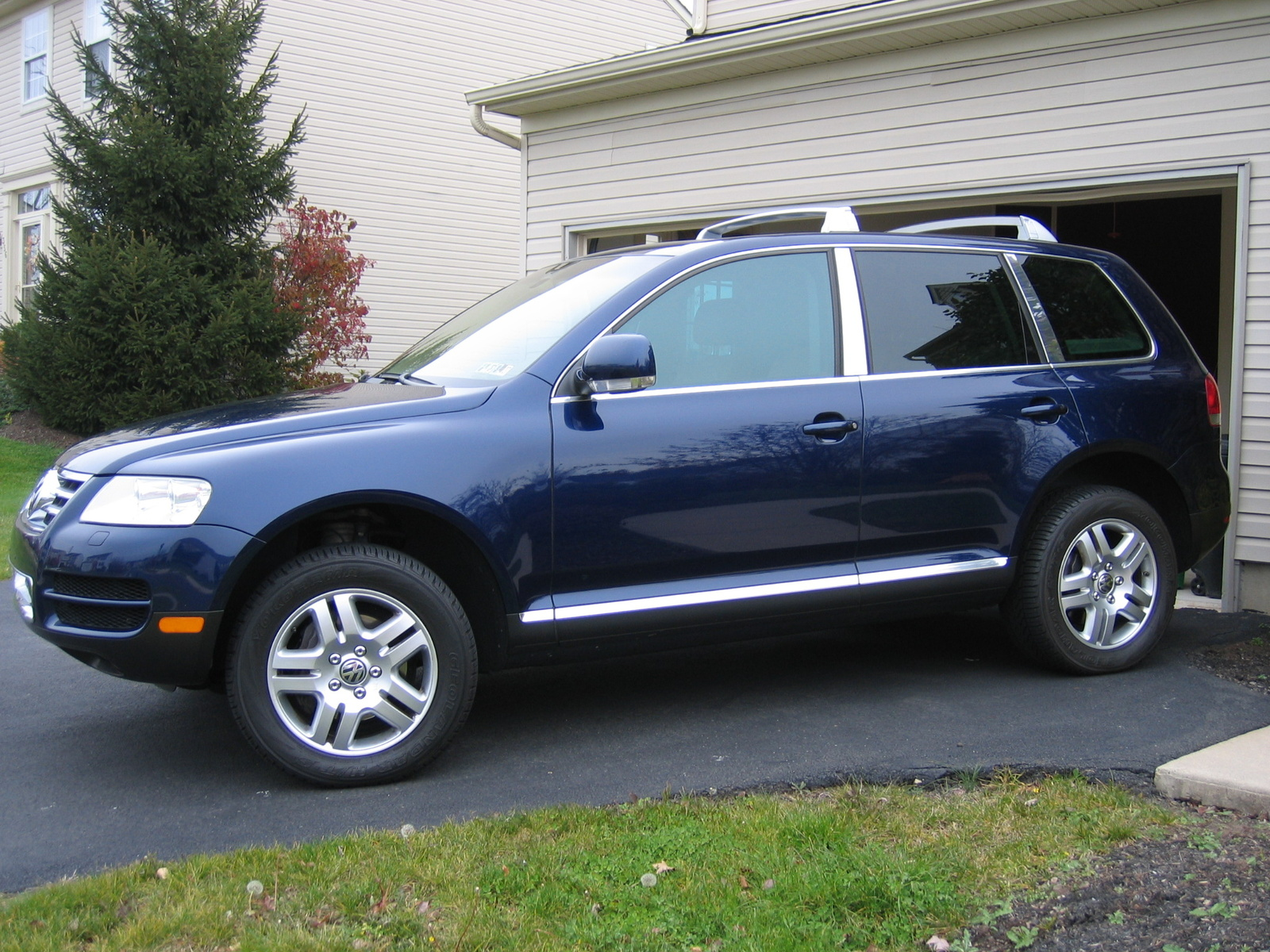 2004 Volkswagen Touareg Photos Informations Articles Engine Diagram 7