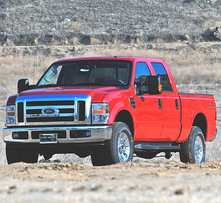 2008 Ford F-350 Super Duty #14