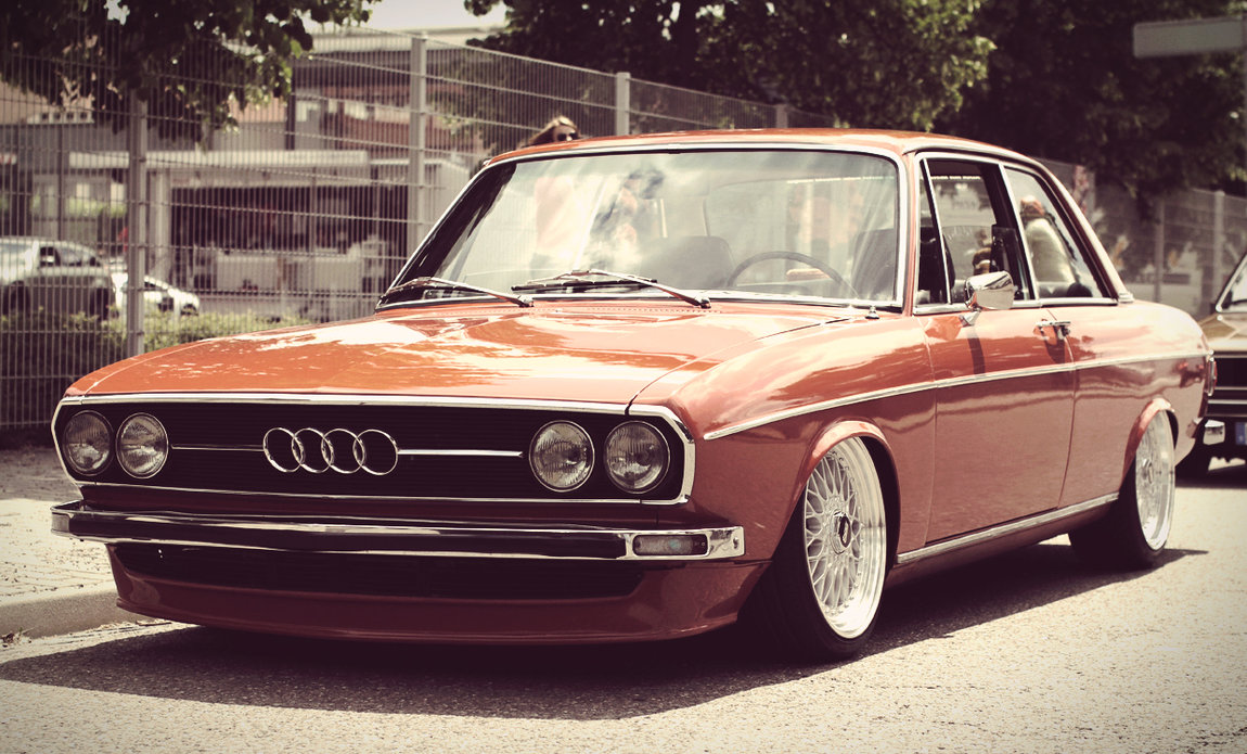 Audi 100 Photos Informations Articles Bestcarmag Com