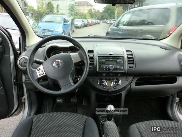 2006 Nissan Note #4
