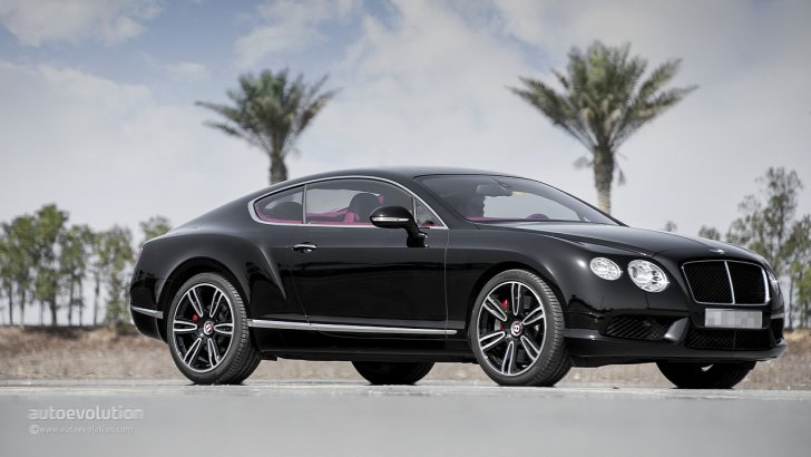2013 Bentley Continental Gtc #12