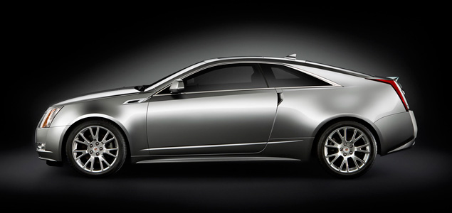 2011 Cadillac Cts Coupe #11