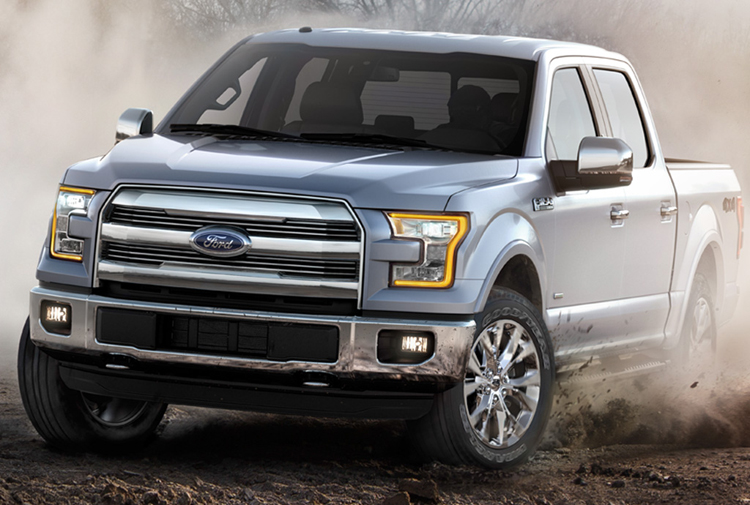 2015 Ford F-150 #1