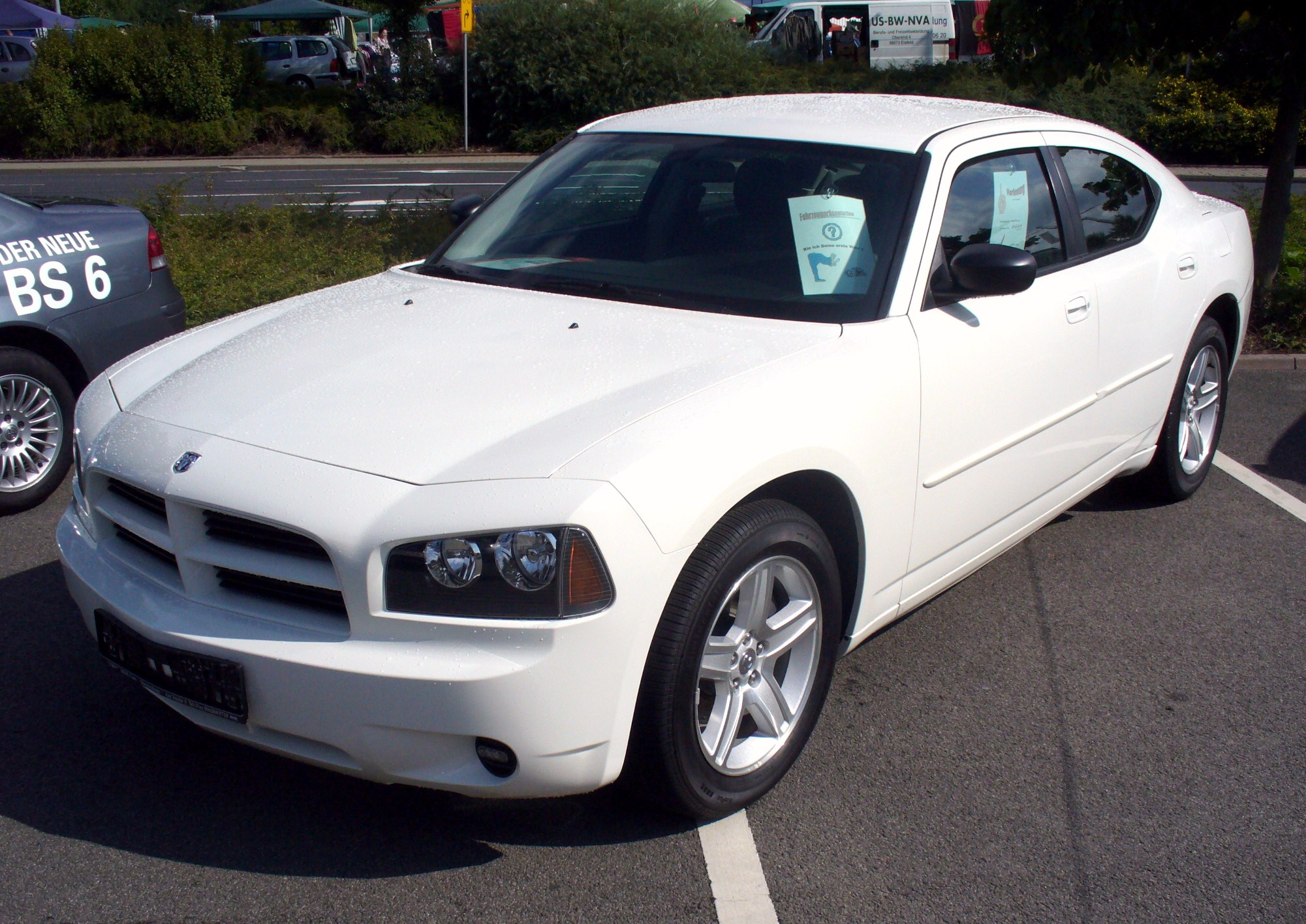 2008 Dodge Charger #7