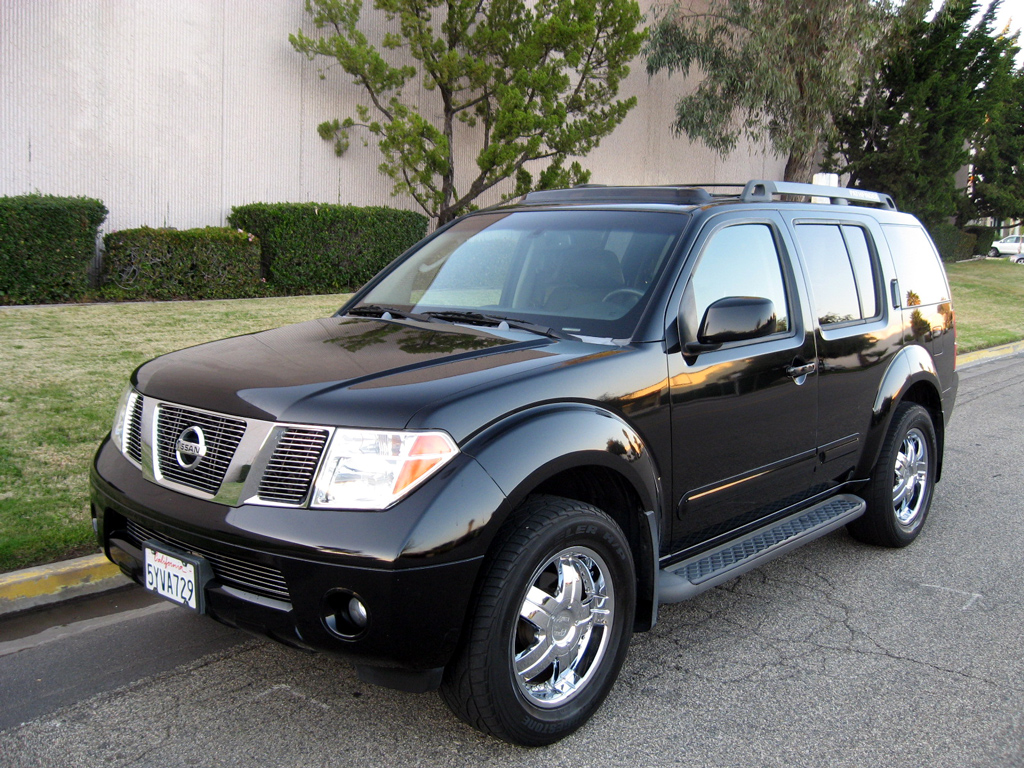 2007 Nissan Pathfinder Photos, Informations, Articles ...