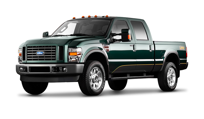 2009 Ford F-250 Super Duty #9