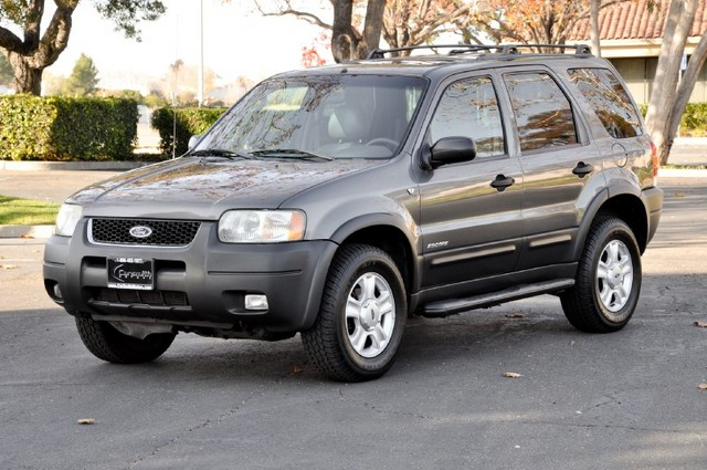 2002 Ford Escape #8