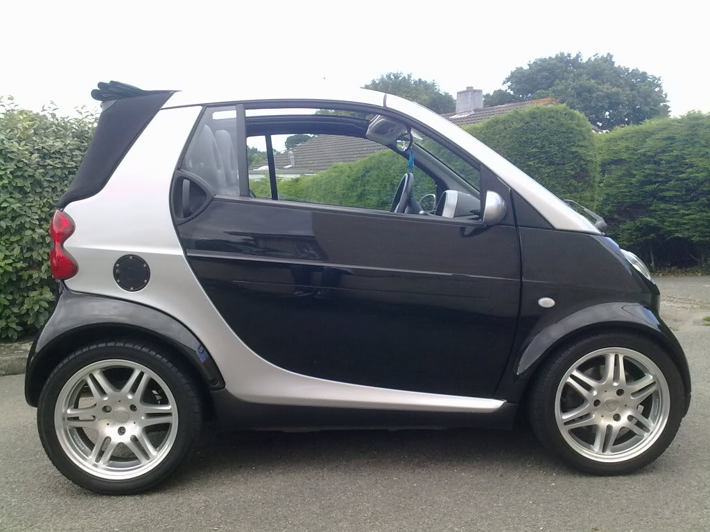 2002 Smart ForFour #5