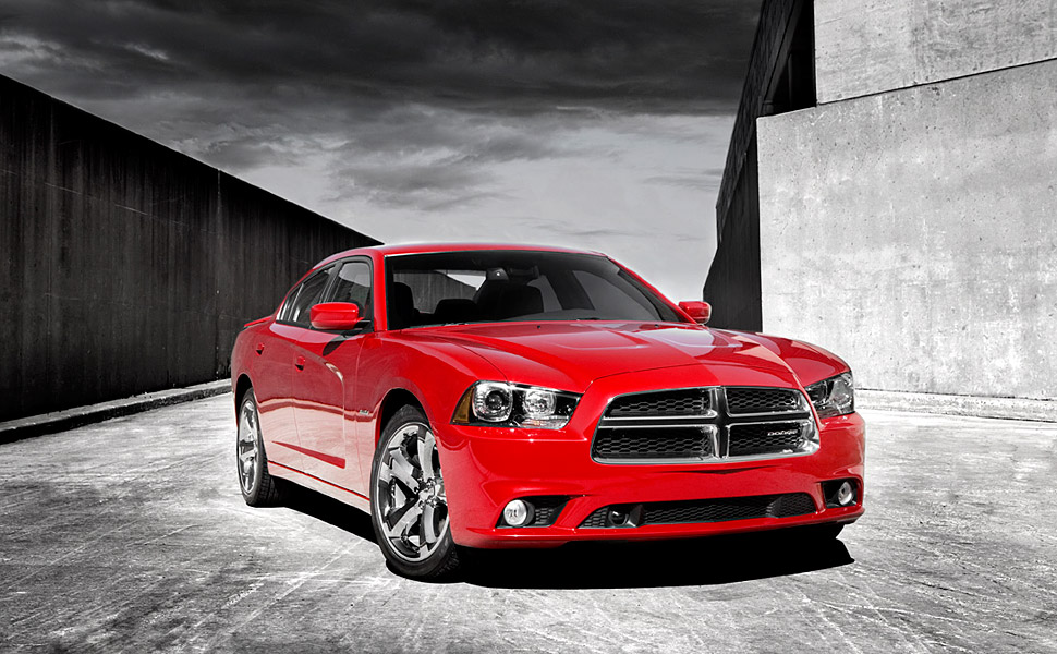 2011 Dodge Charger #12