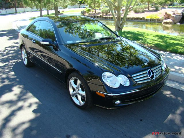 2004 Mercedes-Benz CLK #4