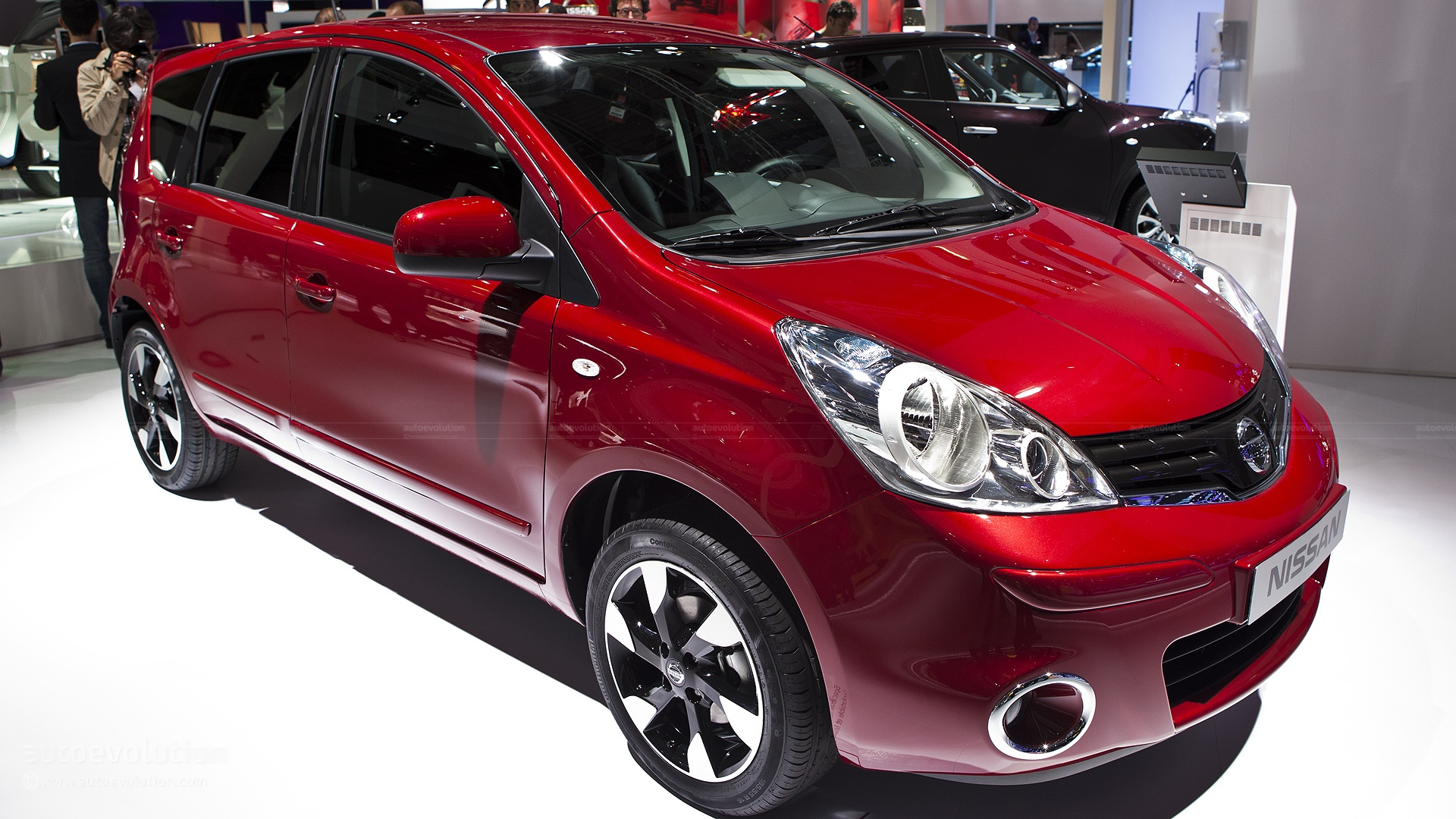 2012 Nissan Note #3