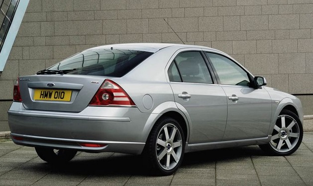 2006 Ford Mondeo #4