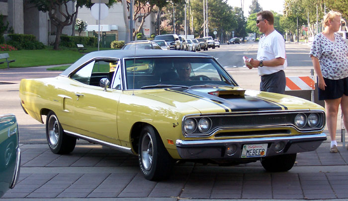 Plymouth Road Runner #1