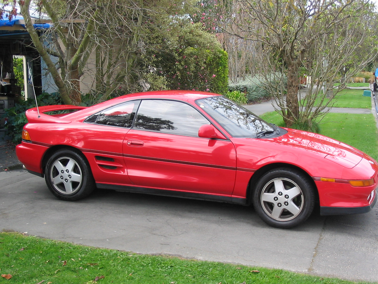 1994 Toyota Mr2 #5