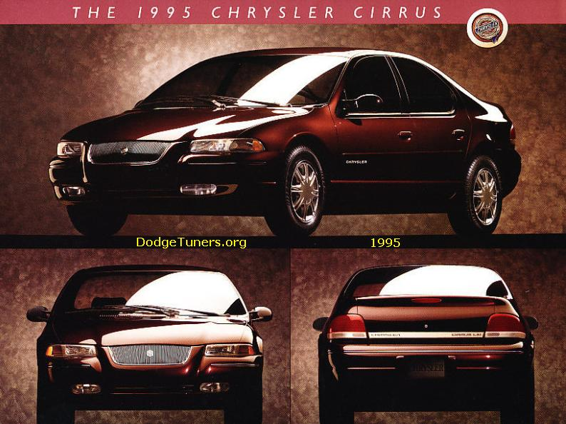 1995 Chrysler Cirrus #13