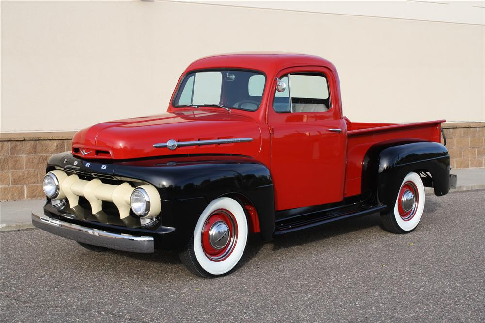 1952 Ford F #3