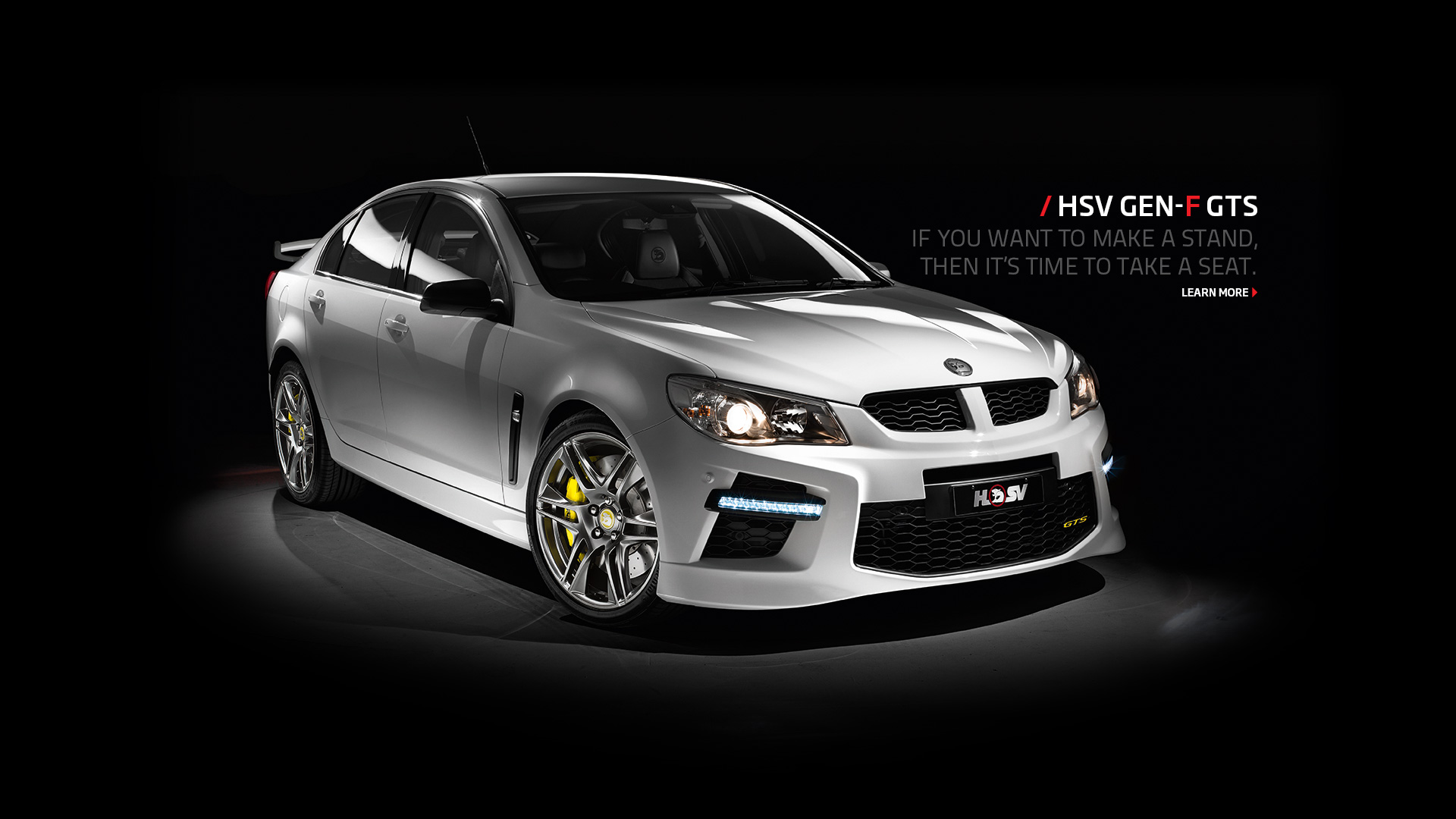 Holden HSV #1